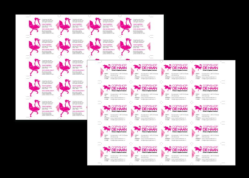 Aflopend printen van documenten