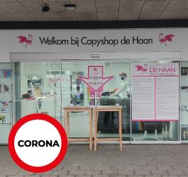 Openingstijden Corona